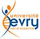 Logo Université d'Évry Val-d'Essonne